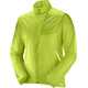 Salomon Fast Wing Running Jacket Men green